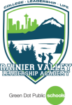 Rainier valley leadership academy logo
